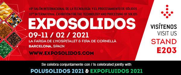 Drago Electrónica Exposólidos 9 -12 février 2021