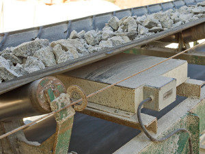 Detectores de metales industriales