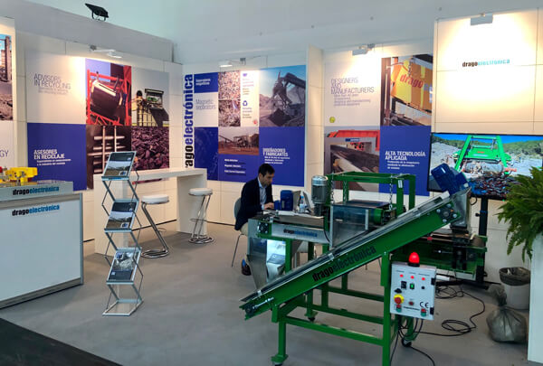 Stand Drago Electronica