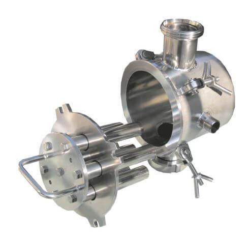 Filtro magnético para líquidos