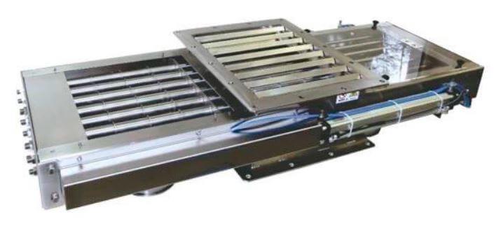 Reja magnética automática RMAA